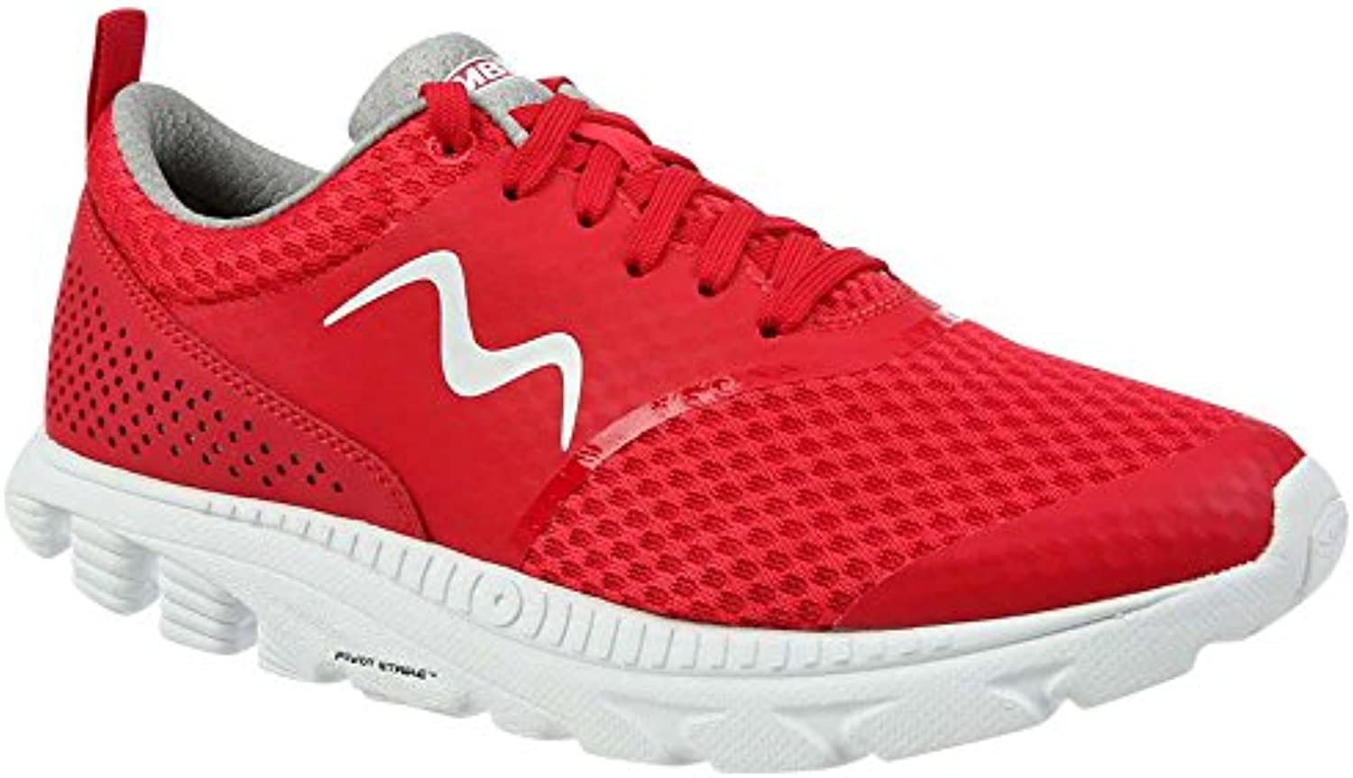 ZAPATILLA MBT 700898-06Y SPEED 17 W ROJO